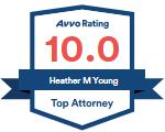 Heather-Avvo-Rating