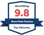Bryon-Avvo-Rating